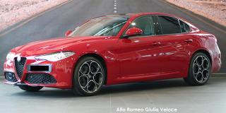 Alfa Romeo Giulia - Image credit: © 2021 duoporta. Generic Image shown.