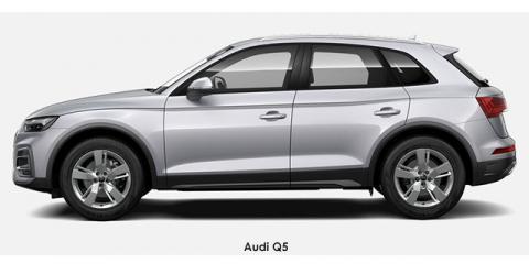 Audi Q5 40TDI quattro - Image credit: © 2021 duoporta. Generic Image shown.
