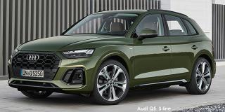Audi Q5 - Image credit: © 2021 duoporta. Generic Image shown.
