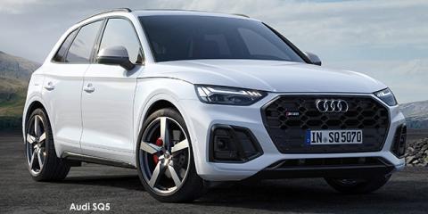 Audi SQ5 TFSI quattro - Image credit: © 2021 duoporta. Generic Image shown.