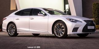 Lexus LS - Image credit: © 2021 duoporta. Generic Image shown.