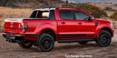 Ford Ranger 2.0Bi-Turbo double cab 4x4 Stormtrak - Image credit: © 2021 duoporta. Generic Image shown.