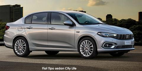 Fiat Tipo sedan 1.4 City Life - Image credit: © 2021 duoporta. Generic Image shown.