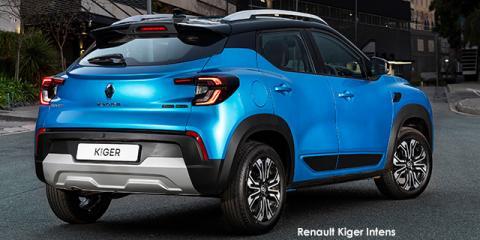 Renault Kiger 1.0 Life - Image credit: © 2021 duoporta. Generic Image shown.