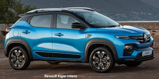 Renault Kiger - Image credit: © 2021 duoporta. Generic Image shown.
