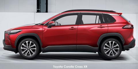 Toyota Corolla Cross 1.8 XR - Image credit: © 2021 duoporta. Generic Image shown.