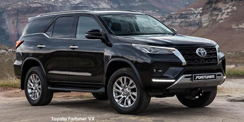 Toyota Fortuner 2.4GD-6 - Image credit: © 2021 duoporta. Generic Image shown.