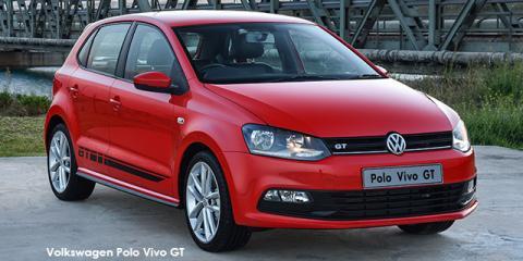 Volkswagen Polo Vivo hatch 1.0TSI GT - Image credit: © 2021 duoporta. Generic Image shown.