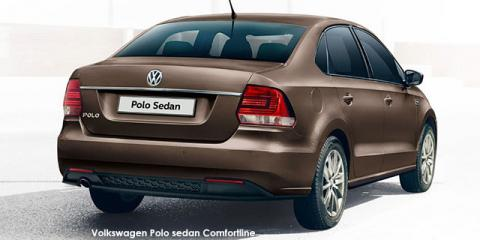 Volkswagen Polo sedan 1.6 Trendline - Image credit: © 2021 duoporta. Generic Image shown.