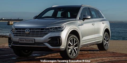 Volkswagen Touareg V6 TDI Luxury R-Line - Image credit: © 2021 duoporta. Generic Image shown.