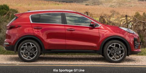 Kia Sportage 1.6T GT Line AWD - Image credit: © 2021 duoporta. Generic Image shown.