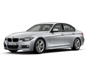 BMW 320D M Sport Line automatic - Image 1