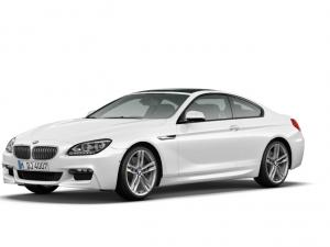 BMW 650i Coupe automatic - Image 1