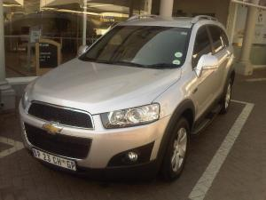 Chevrolet Captiva 2.4 LT automatic - Image 1