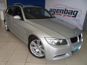 BMW 320d Touring automatic - Image 1