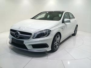 Mercedes-Benz A45 AMG 4MATIC - Image 1