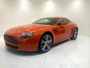 Aston Martin Vantage Coupe S/SHIFT - Image 1