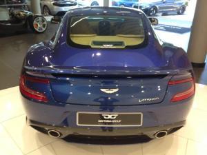 Aston Martin Vanquish 6.0 Coupe - Image 7