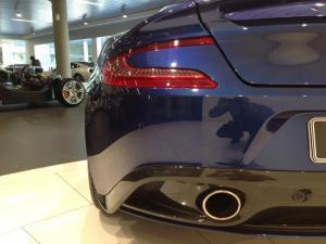 Aston Martin Vanquish 6.0 Coupe - Image 8
