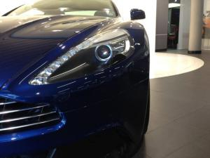 Aston Martin Vanquish 6.0 Coupe - Image 9