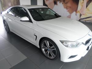BMW 4 Series 420i coupe auto - Image 1