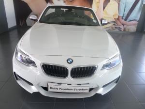 2016 BMW 2 Series M235i convertible auto
