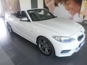 BMW 2 Series M235i convertible auto - Image 2
