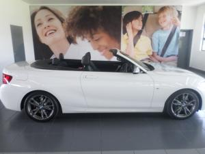 BMW 2 Series M235i convertible auto - Image 3