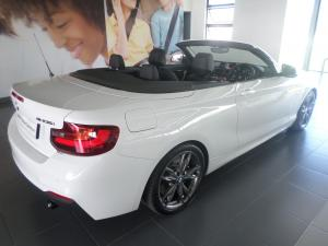 BMW 2 Series M235i convertible auto - Image 4