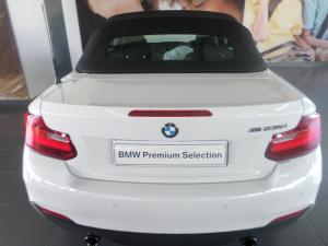 BMW 2 Series M235i convertible auto - Image 5