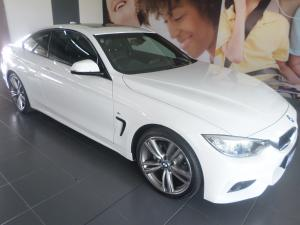 BMW 4 Series 420d coupe M Sport auto - Image 2