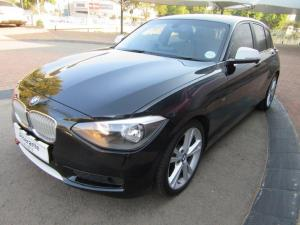 BMW 1 Series 116i 5-door auto - Image 3