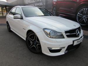 Mercedes-Benz C-Class sedan C63 AMG - Image 1
