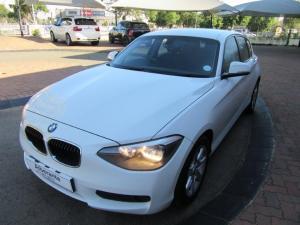 BMW 1 Series 116i 5-door - Image 3