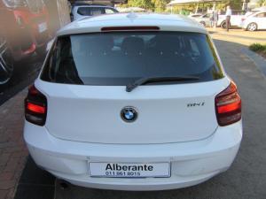 BMW 1 Series 116i 5-door - Image 7