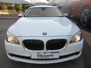 BMW 7 Series 730d - Image 2