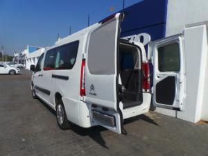 Citroen Dispatch HDi 140 passenger - Image 10