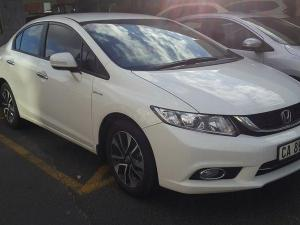 Honda Civic sedan 1.8 Executive auto - Image 1