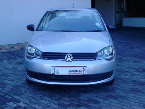 Volkswagen Polo Vivo sedan 1.4 Conceptline - Image 2