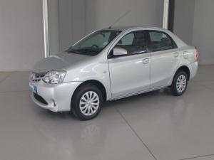 Toyota Etios 1.5 Xs - Image 1