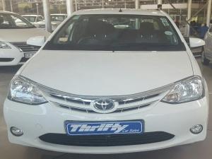 Toyota Etios 1.5 Xs - Image 3