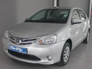 Toyota Etios 1.5 Xs - Image 9