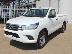 Toyota Hilux 2.4GD-6 4x4 SR - Image 4