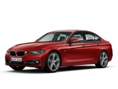 Image BMW 3 Series 320d Sport Line auto