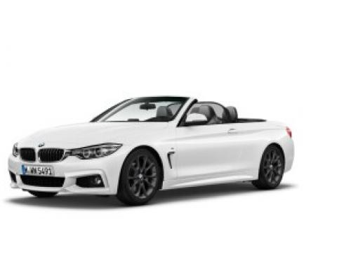 Image BMW 4 Series 420i convertible M Sport auto