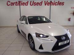 Lexus IS 200T EX