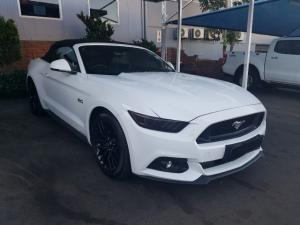 Ford Mustang 5.0 GT convertible auto - Image 1