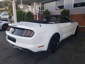 Ford Mustang 5.0 GT convertible auto - Image 3
