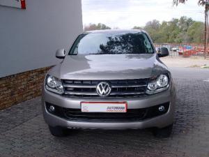 Volkswagen Amarok 2.0TSI double cab Trendline - Image 2