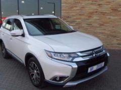 Mitsubishi Outlander 2.4 GLS Exceed CVT